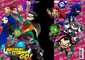 ANIMAL TITANS GO!