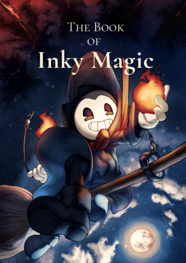The Book of Inky Magic