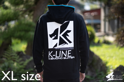 K-LINE Hoodie SFF Edition XLsize