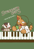 STACCATO CATS -GOO'BYE MY...-