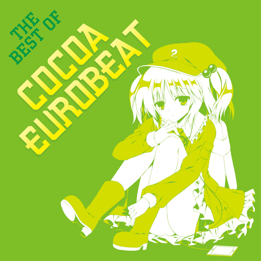 THE BEST OF COCOA EUROBEAT