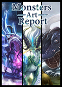 Monsters Art Report