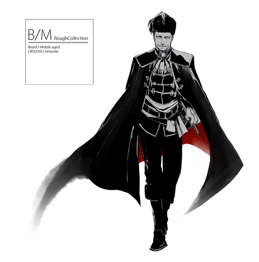 【価格改定版】B/M RoughCollection