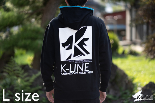 K-LINE Hoodie SFF Edition Lsize