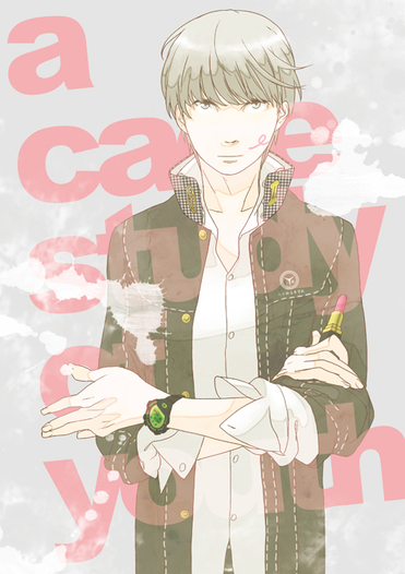 a cace study of youth 青年Aの事例