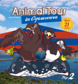 Animal Tour in Ogasawara : trip2 / mofuwa