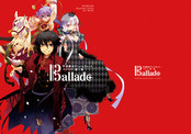 Ballade バラード/「吟遊戯曲BlackBard」ArtWorks
