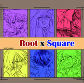Root x Square