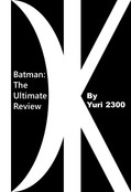 Batman: The Ultimate Review DK Universe