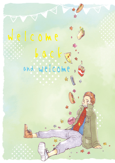Welcome back and welcome