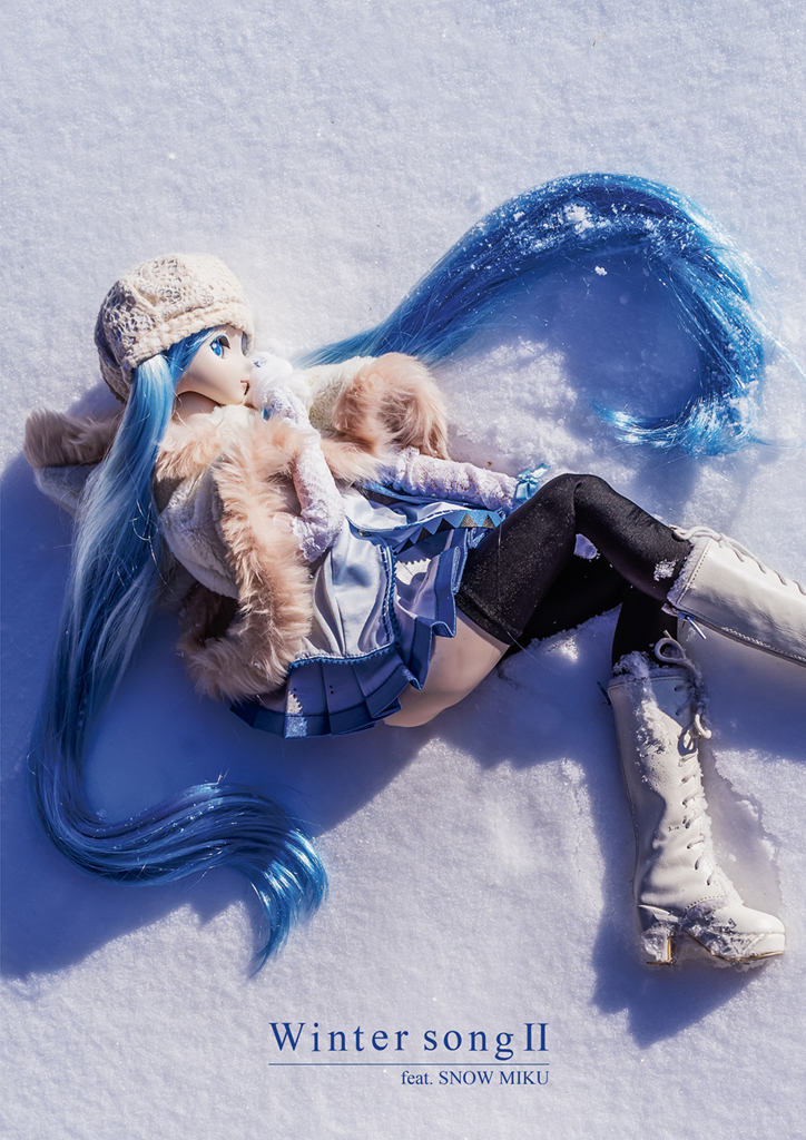 Winter song Ⅱ feat. SNOW MIKU / AZURE Toy-Box