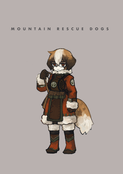 MOUNTAIN RESCUE DOGS