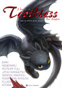 A book of Toothless the dragon