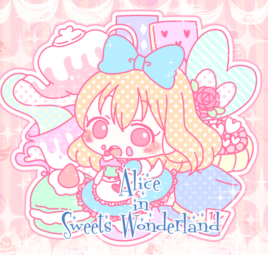 Alice in Sweets Wonderland