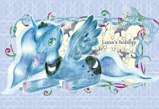 Luna's holiday