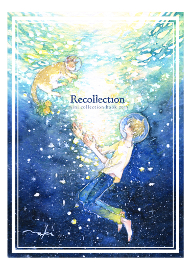 Recollection mini collection book 2018