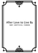 After Love To Live By