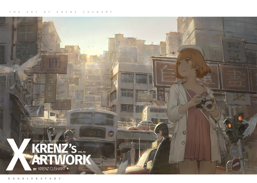 Krenz's Artwork vol.10