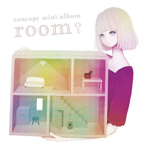 "concept mini album ""room 01"""