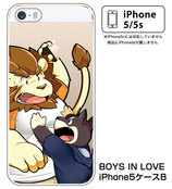 BOYS IN LOVE iPhone5 5sケースB