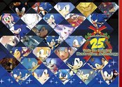 Sonic the Hedgehog 25th Illustration Anthology