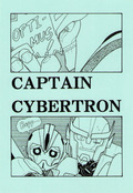 CAPTAIN CYBERTRON