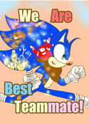 We Are Best Teammate!