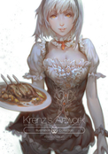 Krenz's Artwork vol1~7 (Illustration Collection)