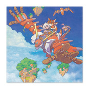 Solatorobo CANVAS Aタイプ