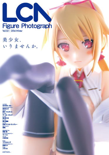 LCA figure Photograph Vol.02